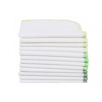 Washable & Reusable Cloth Wipes Forest- Imse Vimse