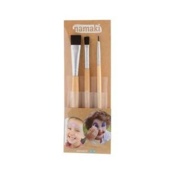 Kit 3 pinceaux de maquillage - Namaki