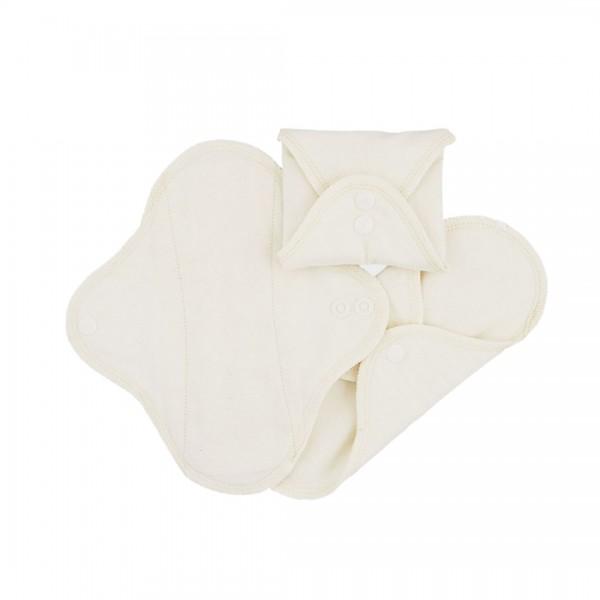 Imse Vimse protège slip en coton bio 3 pcs