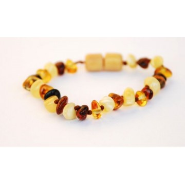 Bracelet d'ambre - photo Novavida